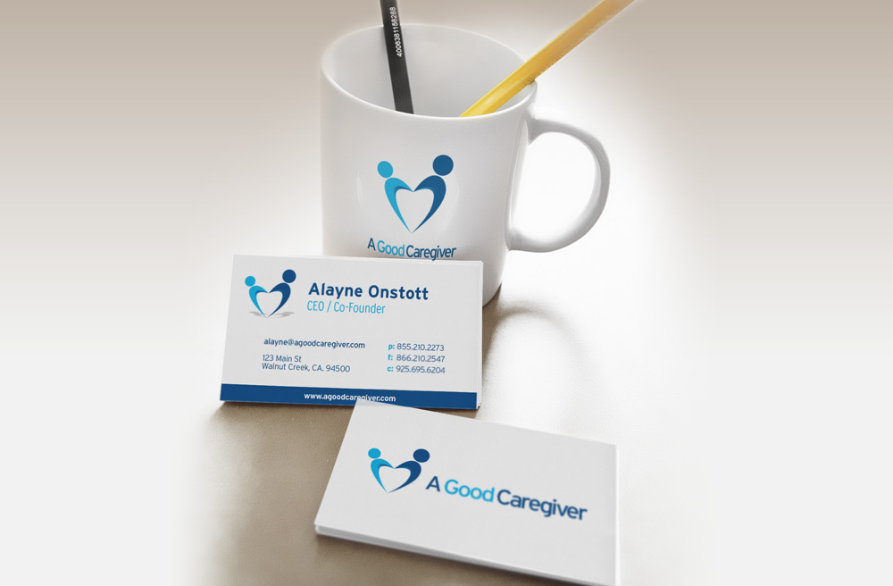 A Good Caregiver Corporate Branding | Giographix Studios