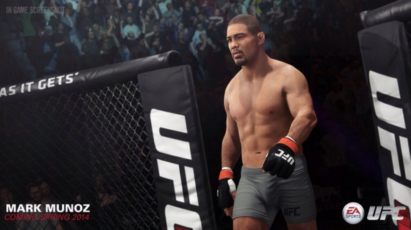 Mark Muñoz Featured In EA Sports UFC