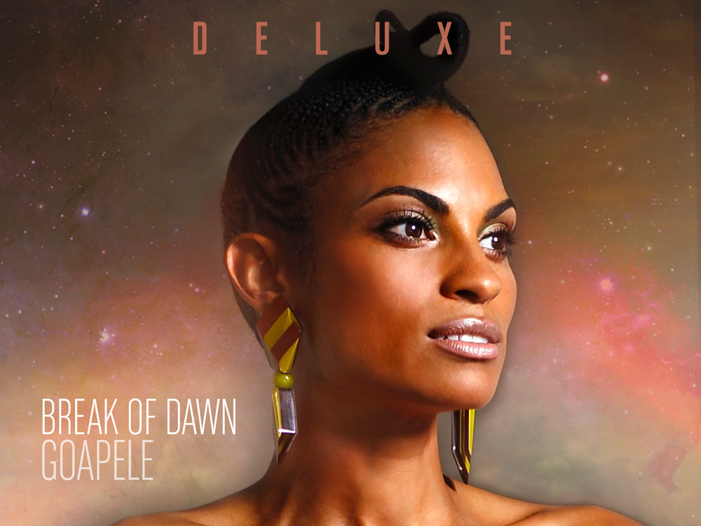 Goapele Releases Break Of Dawn Deluxe Version